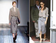 Victoria Beckham 'grigio style': in o out? » GOSSIPpando | GOSSIPpando