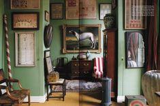 Peter Hinwood's London Bedroom, WoI 1991