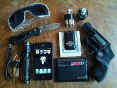 Urban Survival every day carry #EDC