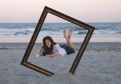 Me at the Beach  Beach photo idea.(:
