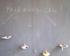 Take Away Cake by Stijlbloem