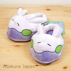 Pokemon Center Original Goomy Damono Slippers Room Shoes From Japan