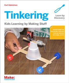 Makerspace | Creating a space for young makers and educators