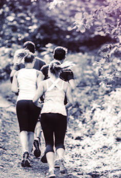 How can you balance social life with running? Or survive runs with a significant other? Etiquette questions answered.
