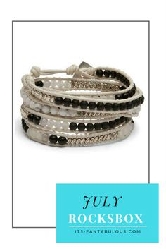 Do you love new jewelry? Do you get tired of wearing the same jewelry every day?  A Rocksbox subscription may be for you and you can check out my thoughts on my July Rocksbox by clicking here.