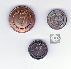Empire, Coins, Personalized Items, Image, Restoration, Buttons, Rooms