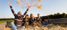 2012 Edition - Enjoy Autumn In Gatlinburg: Take An Old Fashioned Hayride! — Gatlinburg Lodging Guide