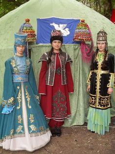 Nogaylar -Noghais - ногайцы - Türk Asya - Bilig Bitig, Asian Turkish, Тюрки России
