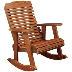 Amish Rocking Chairs, Rocking Chair Plans, Outdoor Rocking Chairs, Outdoor Lounge, Adirondack Chairs, Used Outdoor Furniture, Amish Furniture, Diy Furniture, Business Furniture