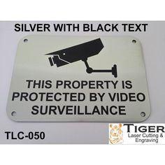 Pack Quantity = 1 CCTV Camera Security Self Adhesive Sticker Signs 100 mm x 65 mm Approx Weatherproof /& Waterproof