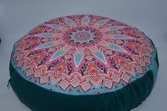 gefüllt mit Bio-Dinkelspreu Bean Bag Chair, Ottoman, Furniture, Home Decor, Home, Red, Peacocks, Chair Pads, Fabrics