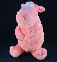 Kohls Cares Pink Plush Stuffed Sandra Boynton Pig Cute Adorable Animal | eBay