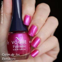 Esmaltes de uñas Vogue Esmalte Vogue - Amapola  79 #voguefantastic