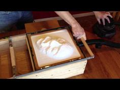 Formech 508FS – Manual Vacuum Forming Machine - YouTube