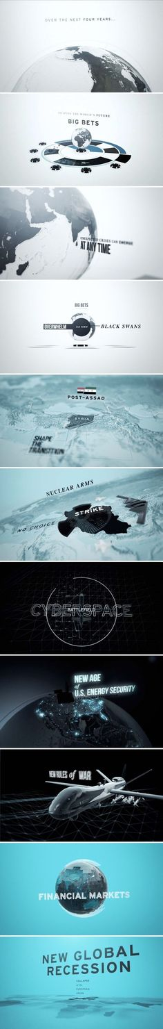 Big Bets  Black Swans | beautiful motion graphics by Antibody. If you like UX, design, or design thinking, check out theuxblog.com