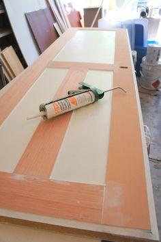 doors v shape nail art - Nail Art Home Renovation, Home Remodeling, Diy Interior Doors, Hollow Core Doors, Door Makeover, Home Upgrades, Home Repairs, Diy Door, Diy Home Improvement