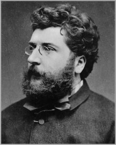 Georges Bizet (1838 – 1875) was a French composer, mainly of operas. In a career cut short by his early death, he achieved few successes before his final work, Carmen, became one of the most popular and frequently performed works in the entire opera repertory.