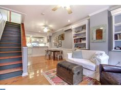1736 Webster St, Philadelphia, PA 19146. 2 bed, 1 bath, $299,900. Who wouldn't want to...