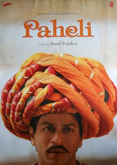 With Shah Rukh Khan, Rani Mukerji, Anupam Kher, Naseeruddin Shah. A folk tale - supernatural love story about a ghost who falls in love with a newlywed woman. Bollywood Posters, Bollywood Actors, Srk Movies, Good Movies, Ratna Pathak, Anupam Kher, King Club, Full Movies Download, Movie Downloads