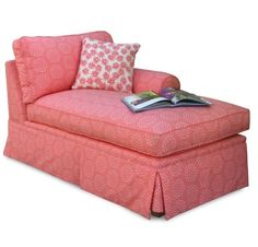 pantone 2011, honeysuckle,pink,coral,upholstery,chaise,sectional,furniture