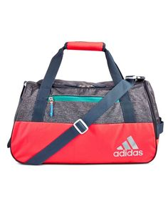 adidas elevates the gym bag to stylish with the fresh design of the Squad  Iii duffel 1734410a49935