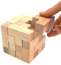 Bedlam Cube:  Puzzle
