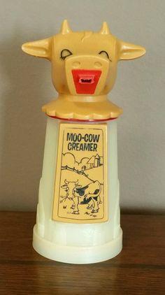Vintage Moo Cow Creamer 1970s by EmptyNestVintage on Etsy