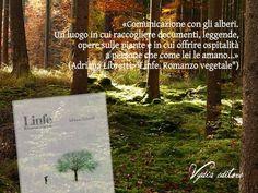 """Estratto da """"Linfe. Romanzo vegetale"""" di Adriana Libretti"""
