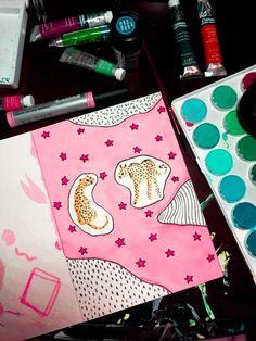 Stationary Notebook, Dorm Art, Small Canvas Art, Collage Ideas, Art Hoe, Art Journals, Journal Inspiration, Artsy Fartsy, Creative Art