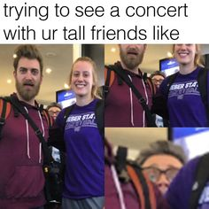 Rhett and link! Tall Friends, Funny Friends, Good Mythical Morning, Haha, Short People, Super Funny, Funny Photos, The Funny, I Laughed