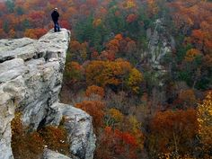 One of my favorite places to hike -Rocks State Park in MD. The view from King & Queens seat is phenominal!