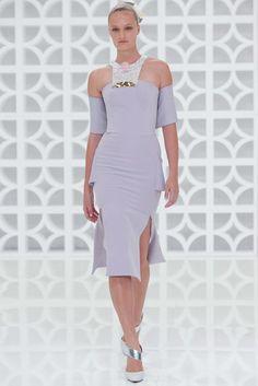 Maticevski Australia Spring 2015 Fashion Show