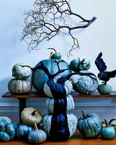 Fall has arrived! Browse our editors' best pumpkin decorating ideas whether you're carving, painting, or using this classic gourd for Halloween décor. Halloween Pumpkins, Halloween Decorations, Halloween Costumes, Holidays Halloween, Happy Halloween, Halloween Ideas, Halloween Party, Halloween Tricks, Halloween Goodies