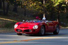 Ferrari 196 SP Dino (s/n 0806 - 2013 Pebble Beach Concours d'Elegance)