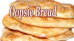 Oopsie Bread ~ Low Carb/Gluten Free