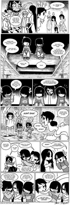 Erma :: Erma- The Family Reunion Part 19 | Tapas - image 1