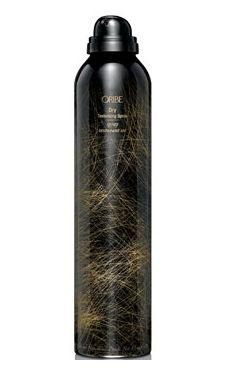 oribe invisible dry texturizing spray~ this spray will make you want to throw your regular dry shampoo out the window~ everyone LOVES this stuff, and that is why it is Oribe's #1 seller!