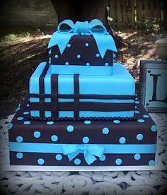 great cake decoration