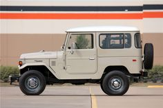 1978 TOYOTA LAND CRUISER FJ-40