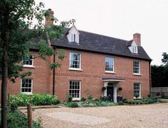 H&R's Editor-in-Chief Michael Holmes and his interior designer wife Emma Kirby have built a Georgian-inspired family home with a contemporary twist.