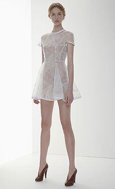 LOVER® Plume Dress