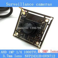 "$17.90 (Buy here: https://alitems.com/g/1e8d114494ebda23ff8b16525dc3e8/?i=5&ulp=https%3A%2F%2Fwww.aliexpress.com%2Fitem%2F1MP-Coaxial-1-4-CMOS-NVP2431H-AR9712-chip-AHD-1000TVL-CCTV-surveillance-cameras-night-vision-1%2F32674167825.html ) 1MP Coaxial 1/4 ""CMOS NVP2431H + OV9712 chip AHD 1000TVL CCTV surveillance cameras Module night vision 1.3MP 3.7mm pinhole lens for just $17.90"