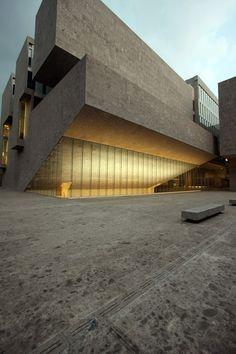 Universita Luigi Bocconi   Milan, Italy   Grafton Architects