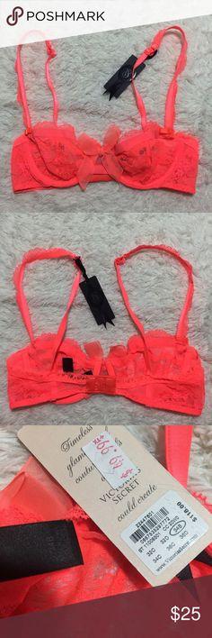 $118 Designer Collection Bra 34B Unlined Victoria's Secret Intimates & Sleepwear Bras