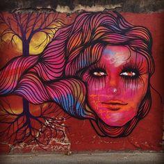 Artista: Anarkia Boladona - Brazil