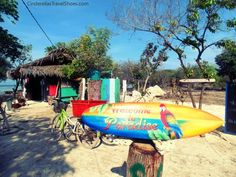 Visiting Gili islands in Indonesia is a MUST because of wonderful beaches and unique underwater world. This paradise in Indonesia can offer more, read what! Gili Island, Underwater World, Surfboard, Islands, Paradise, Beach, Travel, Viajes, The Beach