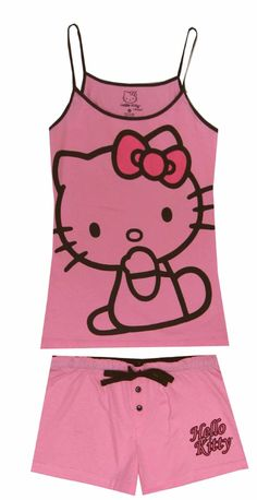 Hello Kitty PJ`s
