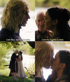 I am hers/his, and she/he is mine | Rhaegar and Lyanna