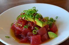 Yummy dish from star noodle Star Noodle, Lanai Island, Lahaina Maui, West Maui, Tasty Dishes, Fruit Salad, Food, Fruit Salads, Essen