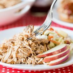 For tender, mouthwatering pulled pork, try this Slow Cooker Apple Pulled Pork recipe. The apple [...]